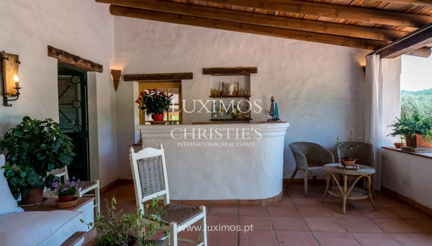 Haus zu verkaufen mit Pool, Terrasse, Garten, Loulé, Algarve, Portugal_141481