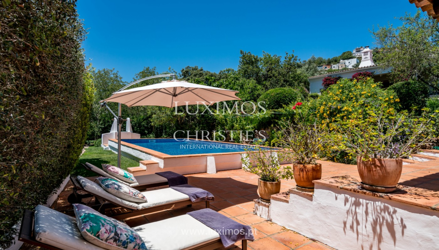 Venda de moradia com piscina, terraço e jardim, em Loulé_141486