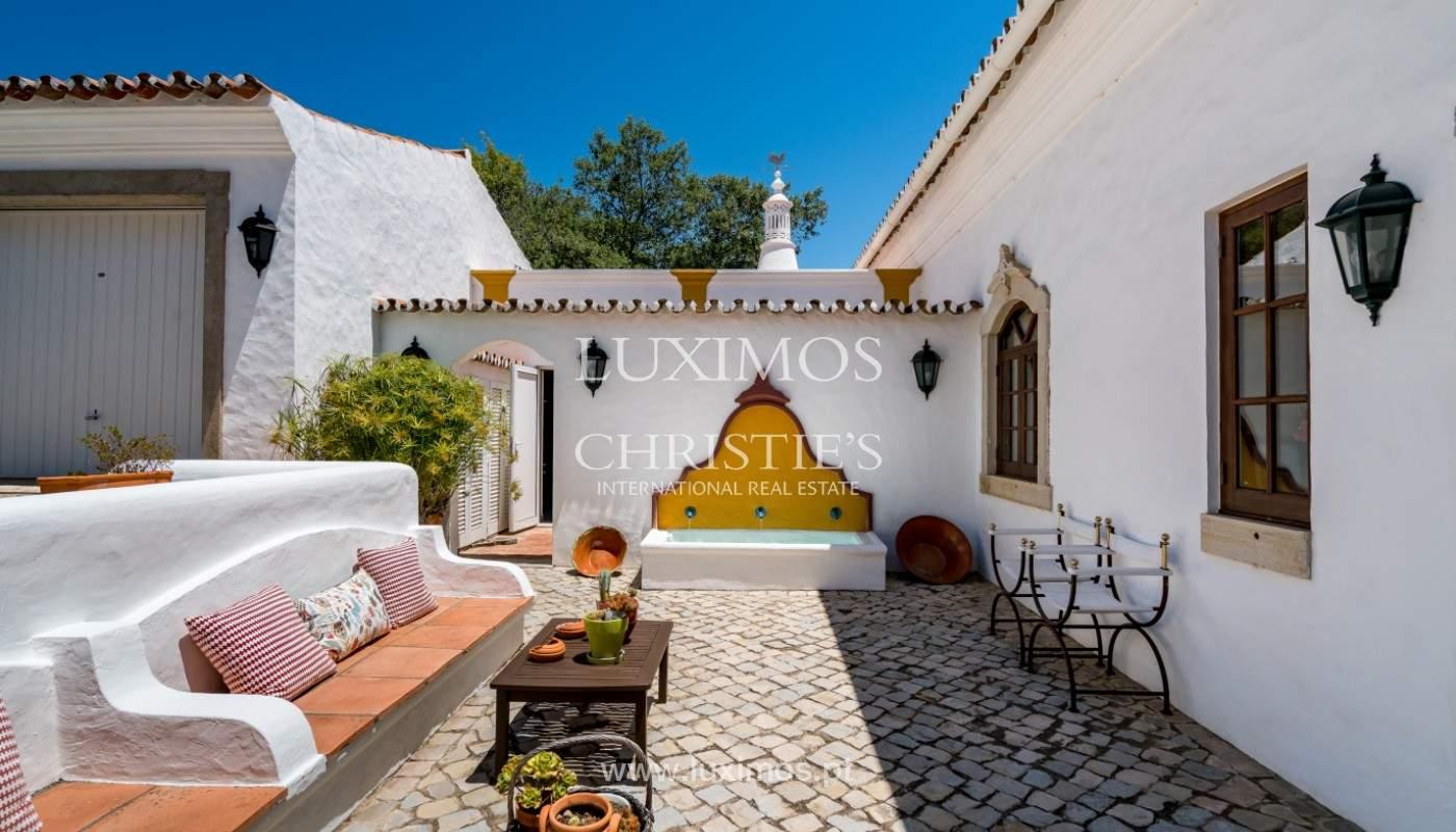 Haus zu verkaufen mit Pool, Terrasse, Garten, Loulé, Algarve, Portugal_141503