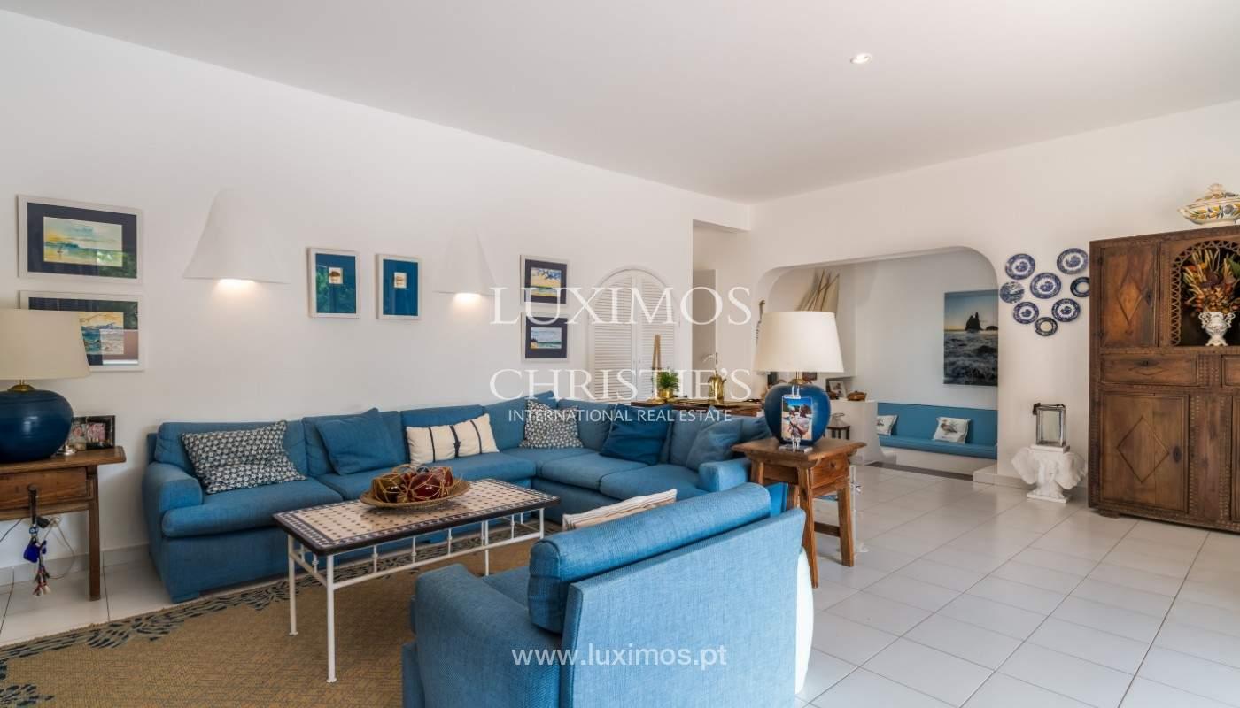 Vente de villa avec vue sur le mer,Salgados, Albufeira, Algarve, Portugal_141782