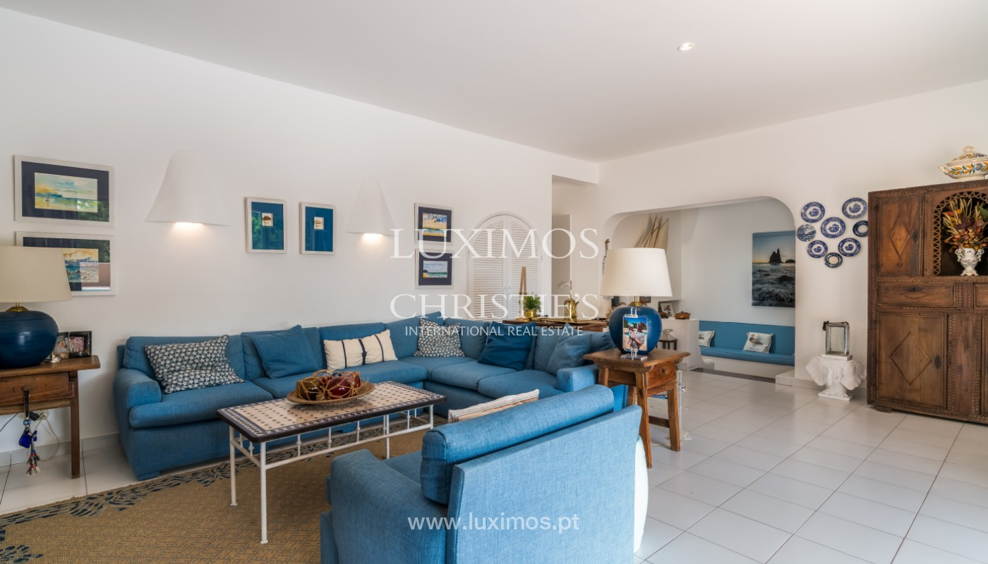 Villa for sale w/ sea view, Salgados beach, Albufeira, Algarve, Portugal_141782