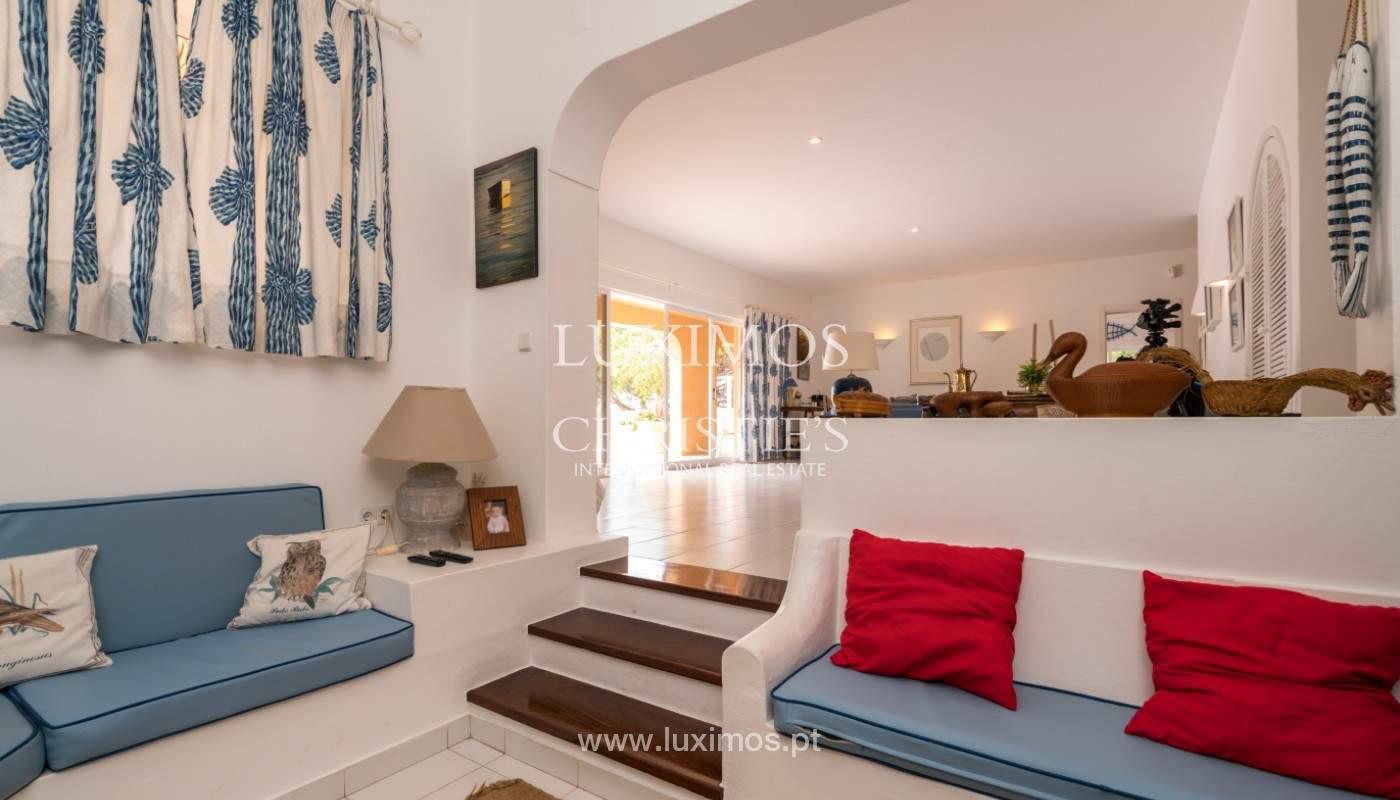 Vente de villa avec vue sur le mer,Salgados, Albufeira, Algarve, Portugal_141788