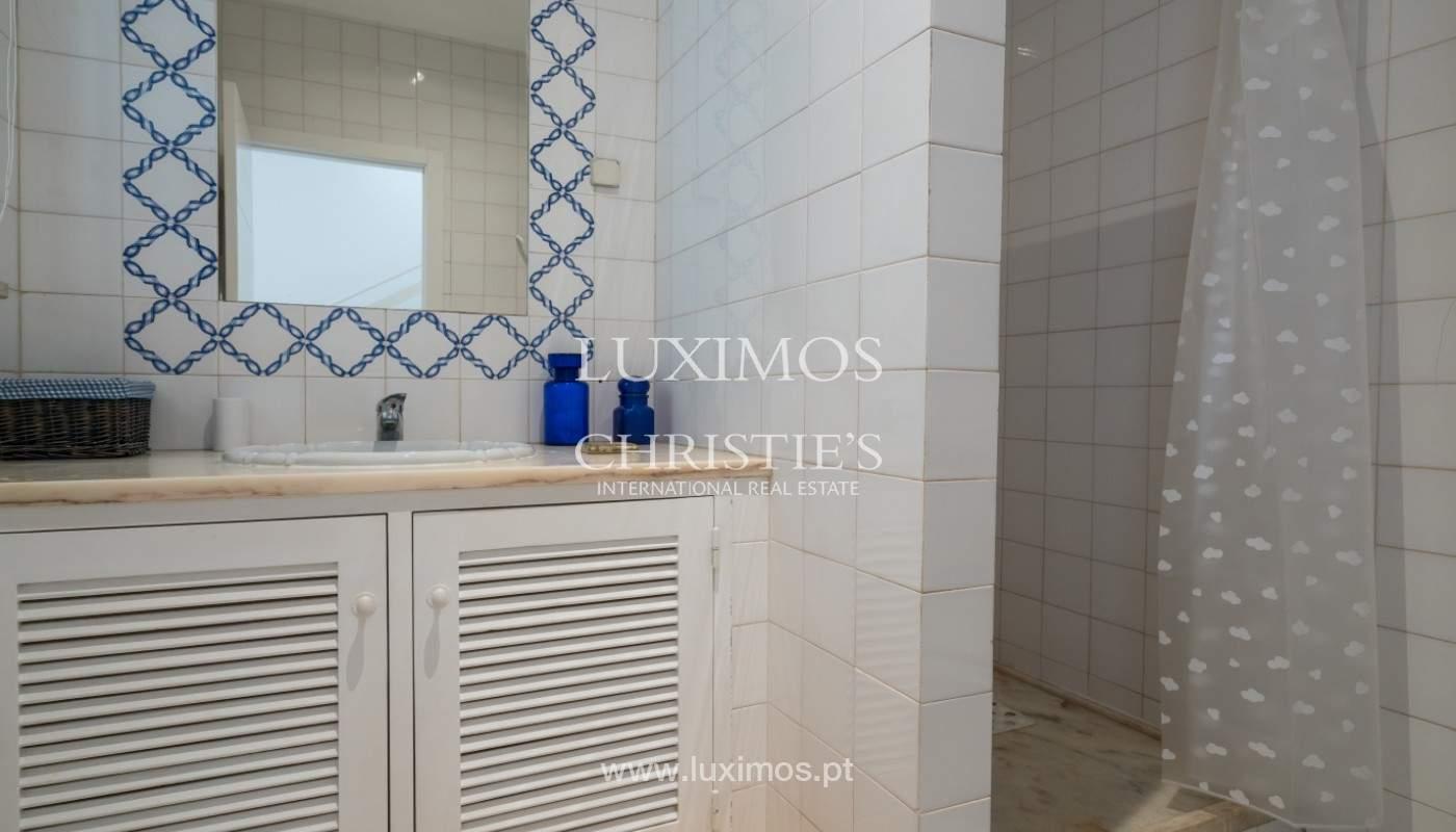 Vente de villa avec vue sur le mer,Salgados, Albufeira, Algarve, Portugal_141789