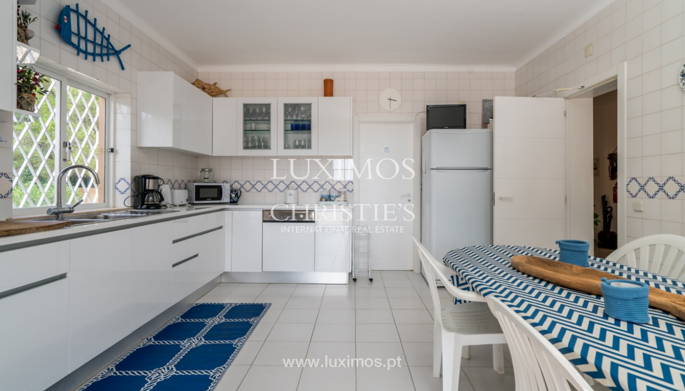 Villa for sale w/ sea view, Salgados beach, Albufeira, Algarve, Portugal_141790