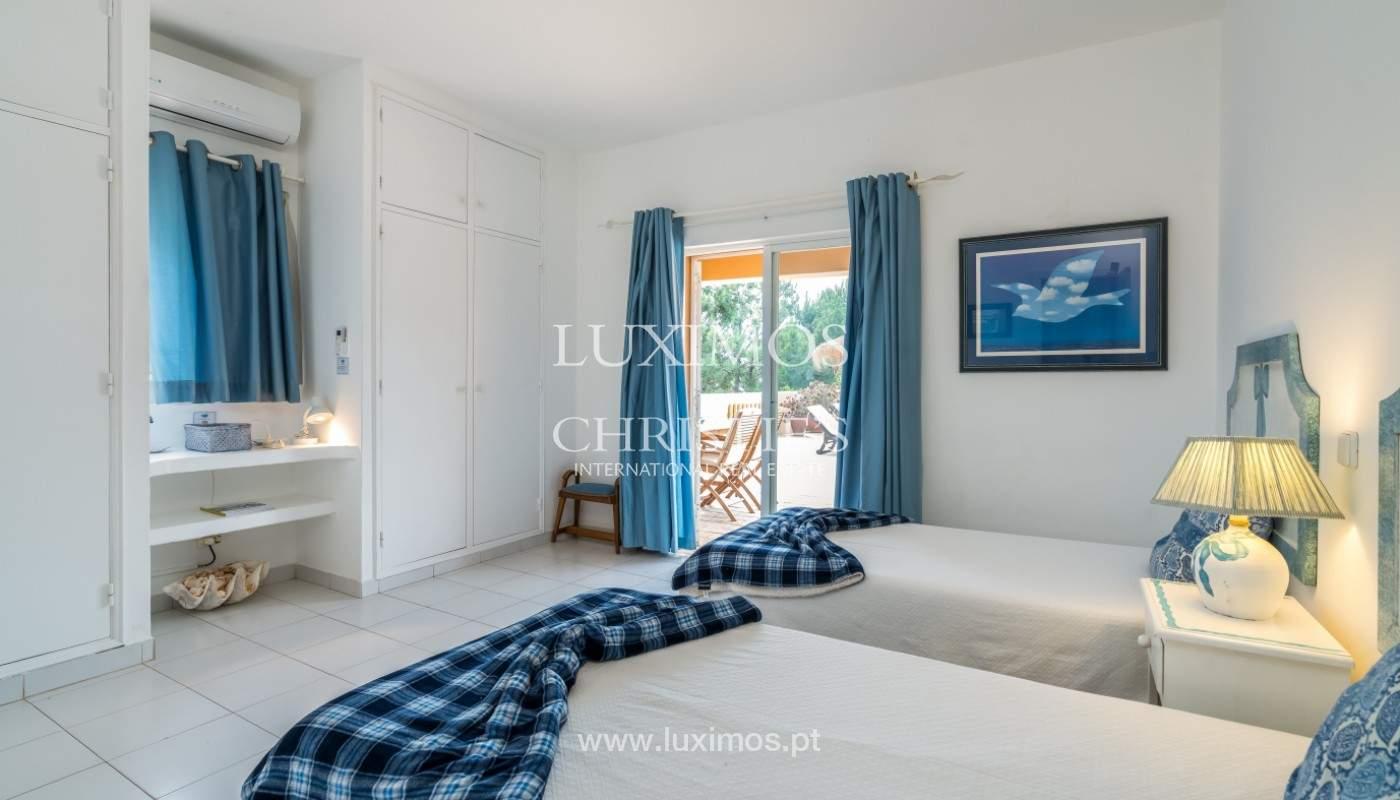 Vente de villa avec vue sur le mer,Salgados, Albufeira, Algarve, Portugal_141793