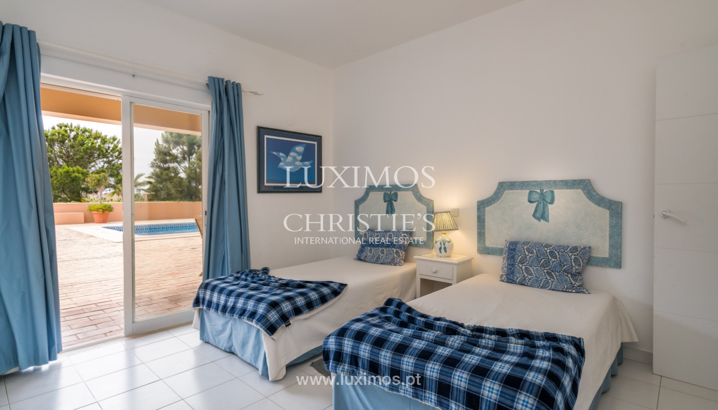 Vente de villa avec vue sur le mer,Salgados, Albufeira, Algarve, Portugal_141794