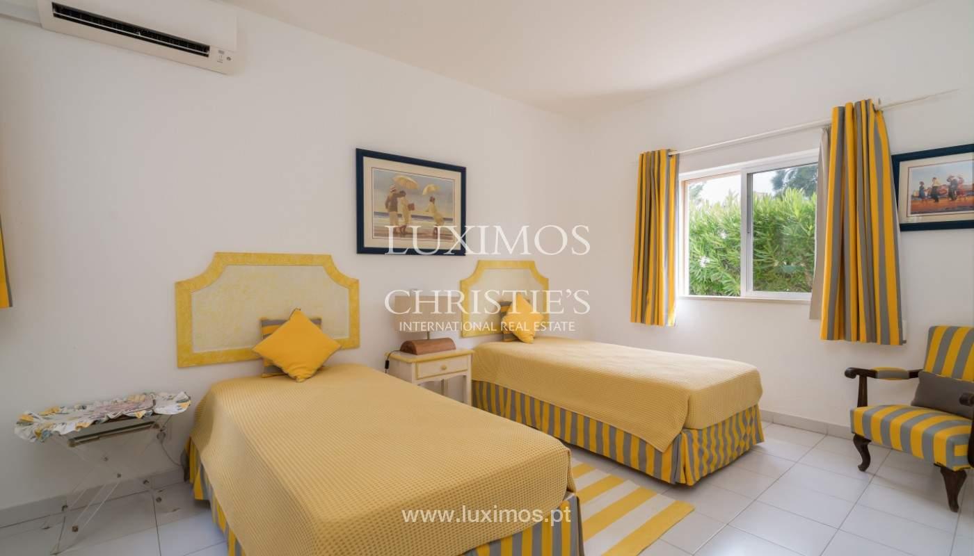 Vente de villa avec vue sur le mer,Salgados, Albufeira, Algarve, Portugal_141796