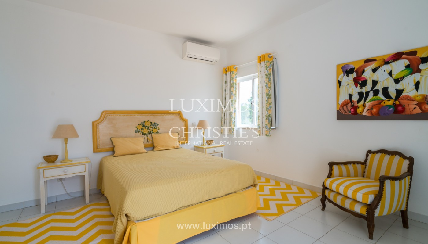 Villa for sale w/ sea view, Salgados beach, Albufeira, Algarve, Portugal_141799