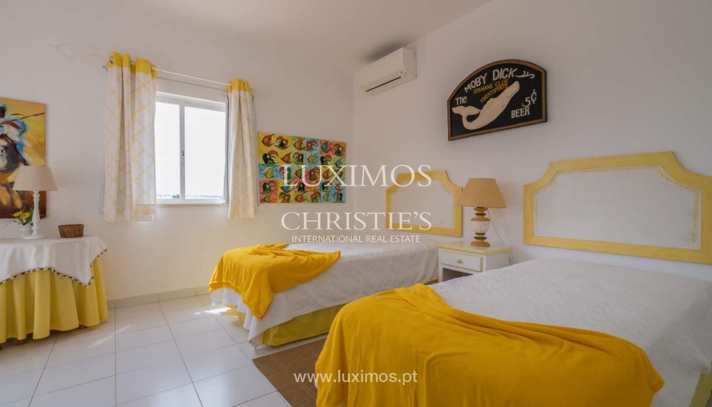 Vente de villa avec vue sur le mer,Salgados, Albufeira, Algarve, Portugal_141804