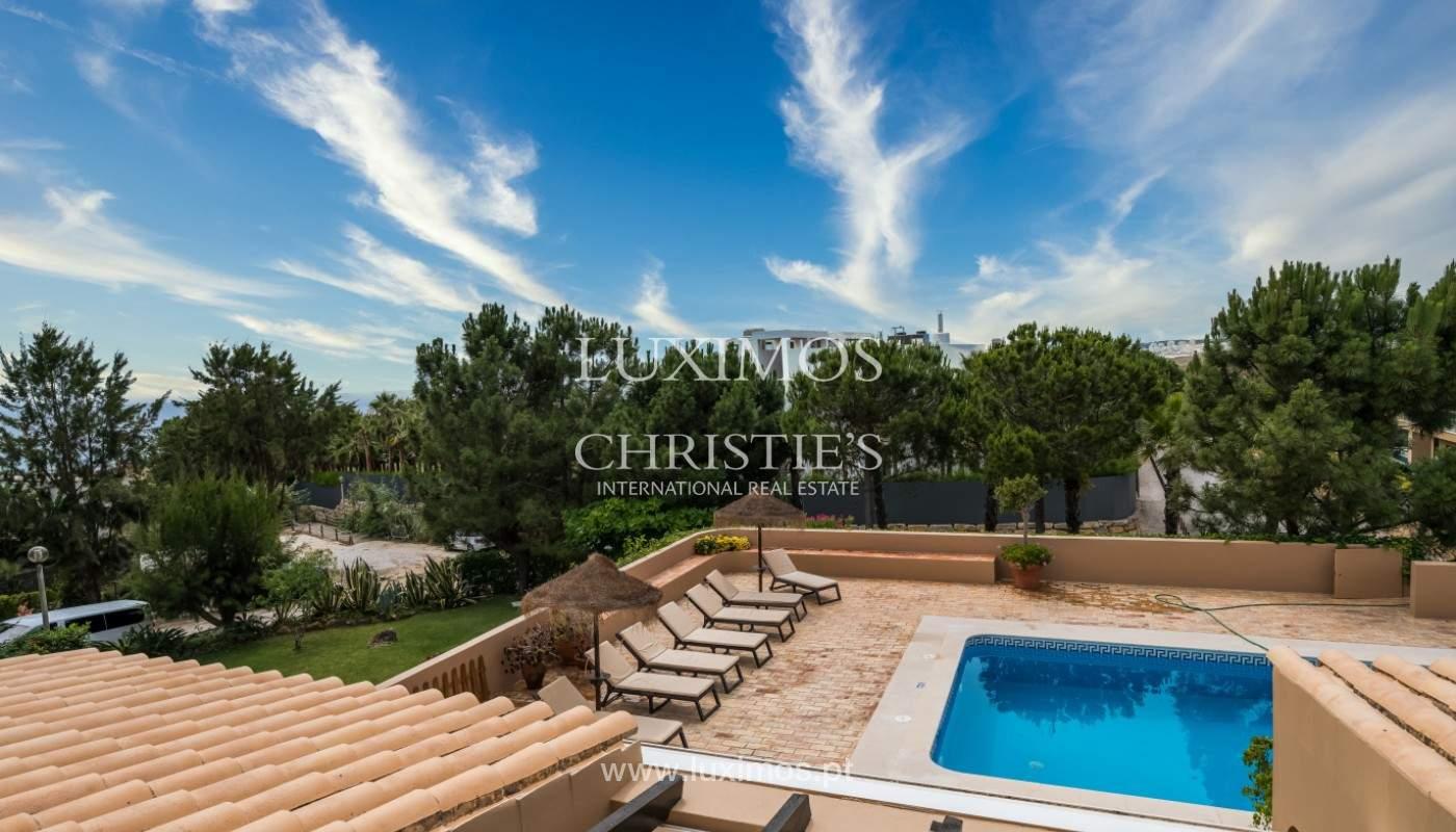 Vente de villa avec vue sur le mer,Salgados, Albufeira, Algarve, Portugal_141807