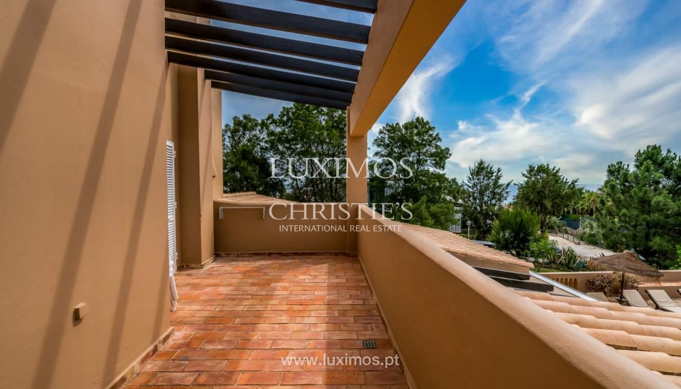 Vente de villa avec vue sur le mer,Salgados, Albufeira, Algarve, Portugal_141809