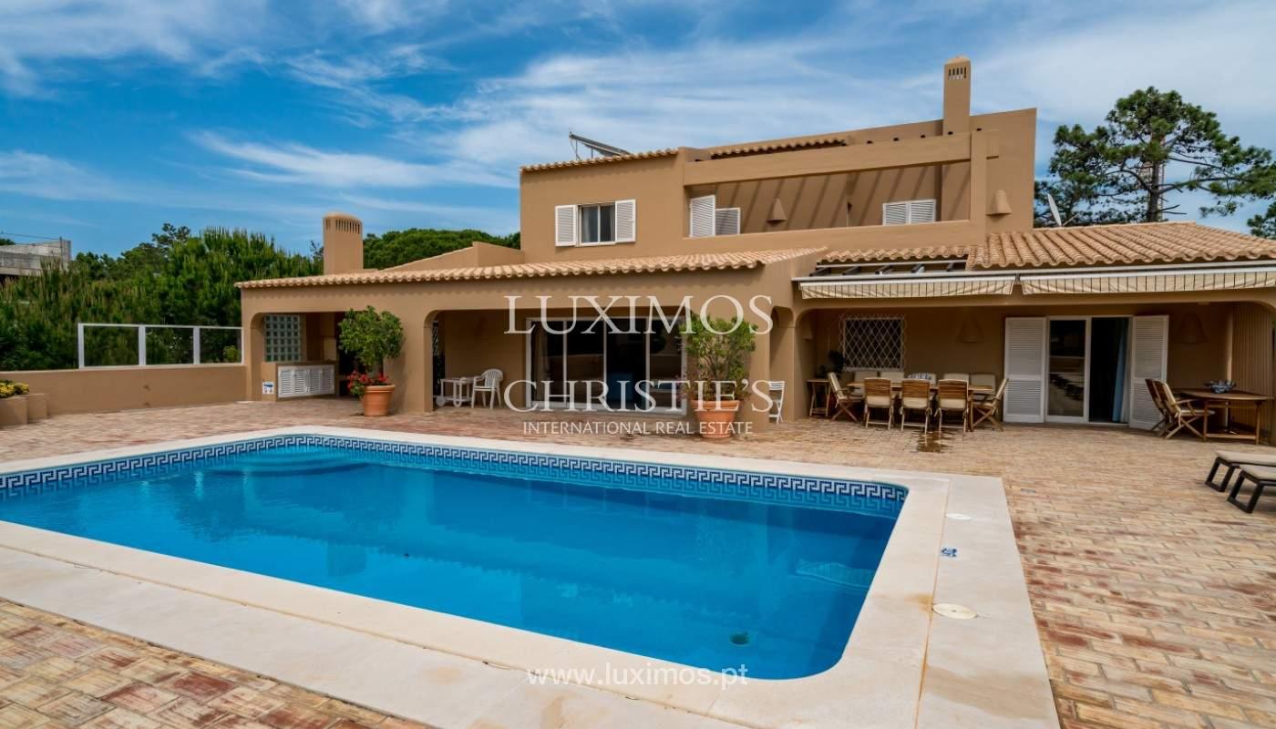 Vente de villa avec vue sur le mer,Salgados, Albufeira, Algarve, Portugal_141810