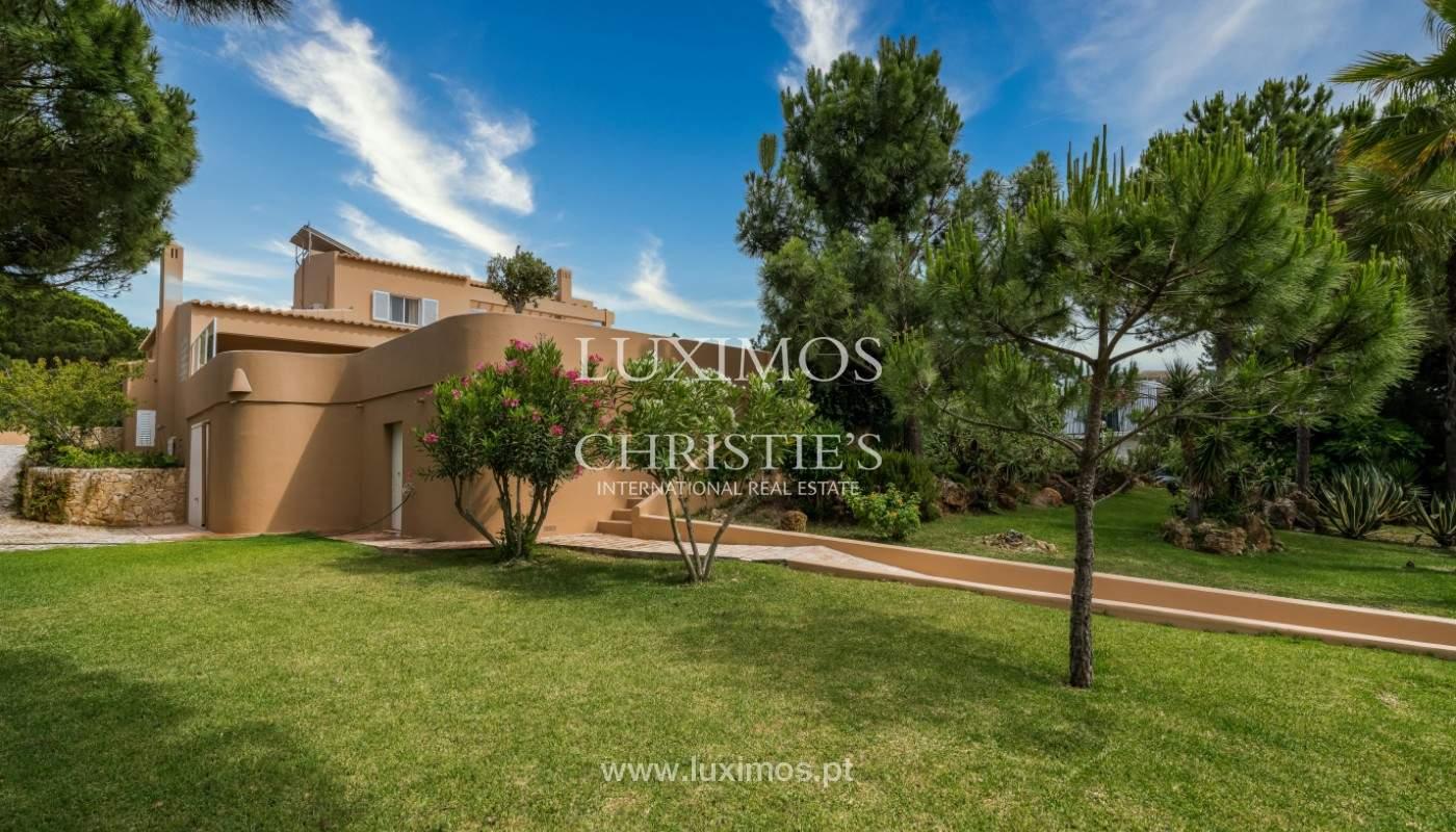 Vente de villa avec vue sur le mer,Salgados, Albufeira, Algarve, Portugal_141817