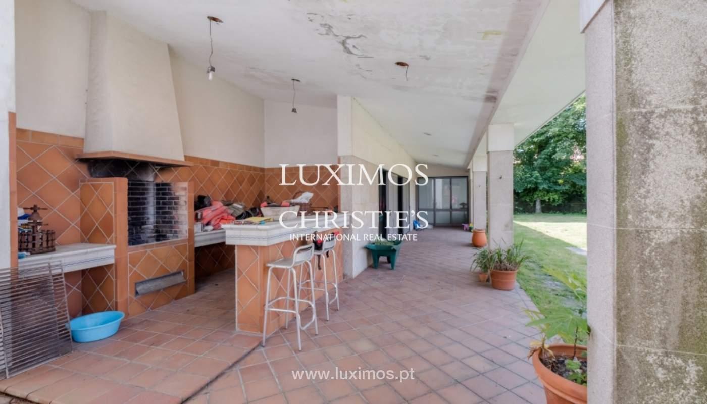 Haus mit Schwimmbad und Garten, zu verkaufen, in Porto, Portugal_141890