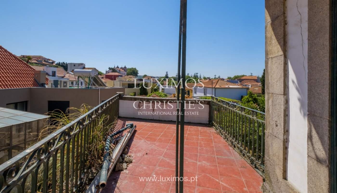 Venda de moradia com jardim, para reabilitação, Foz Velha, Porto_141901