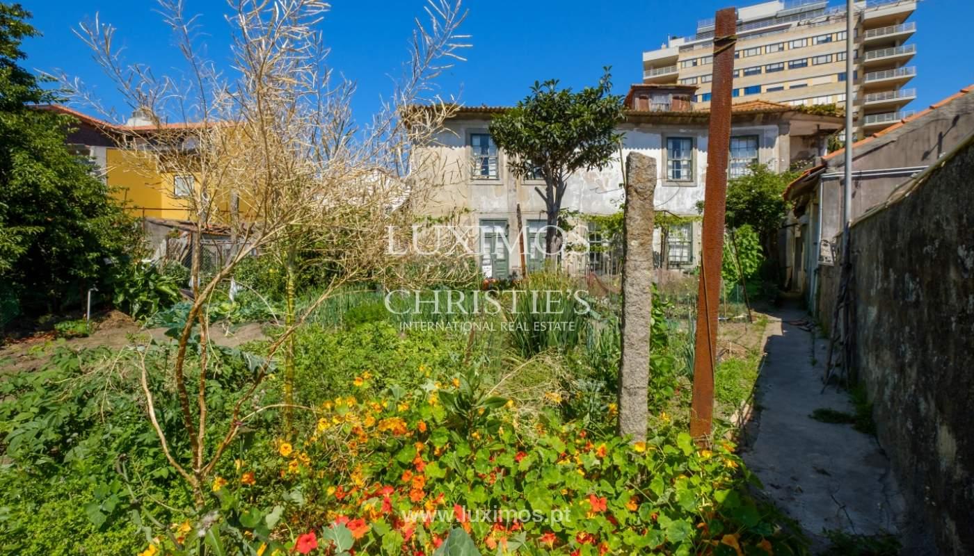 Venda de moradia com jardim, para reabilitação, Foz Velha, Porto_141922