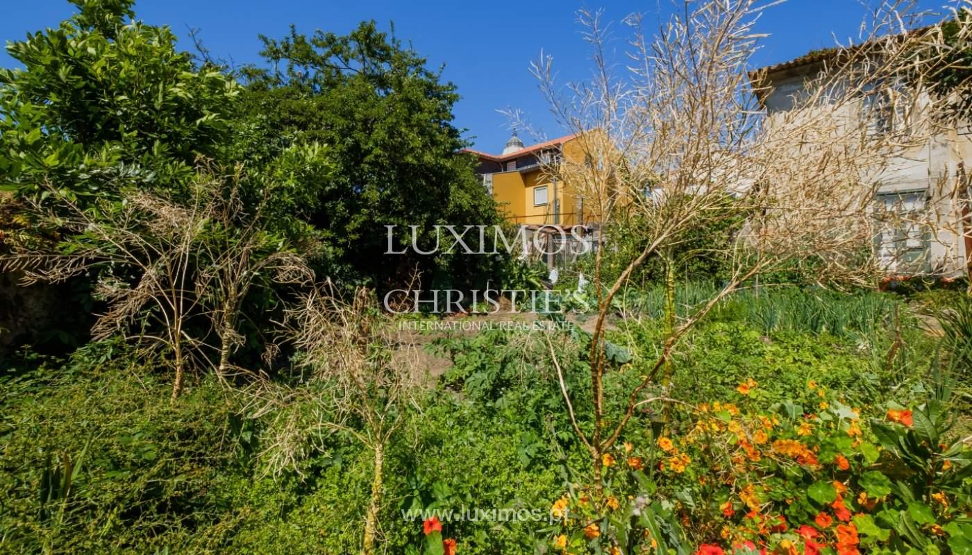 Venda de moradia com jardim, para reabilitação, Foz Velha, Porto_141923