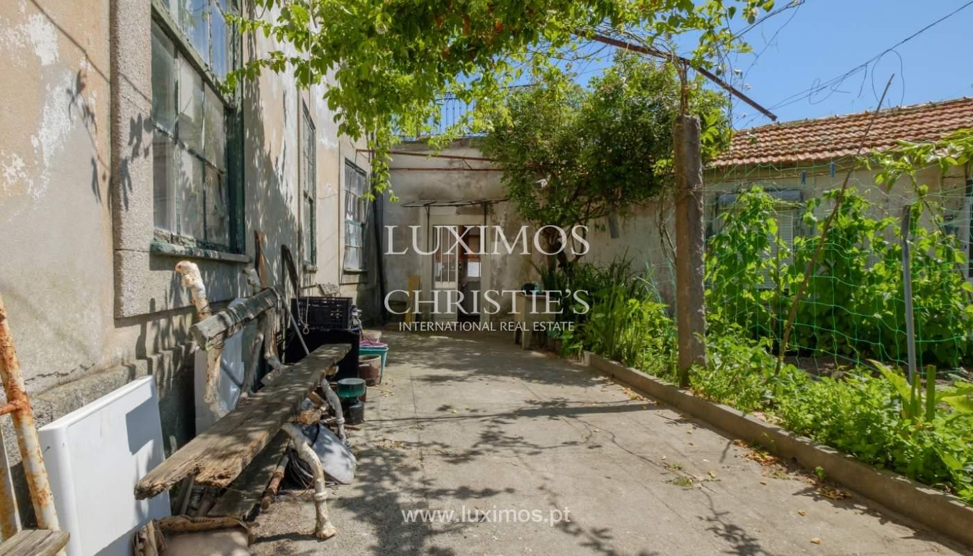 Venda de moradia com jardim, para reabilitação, Foz Velha, Porto_141941