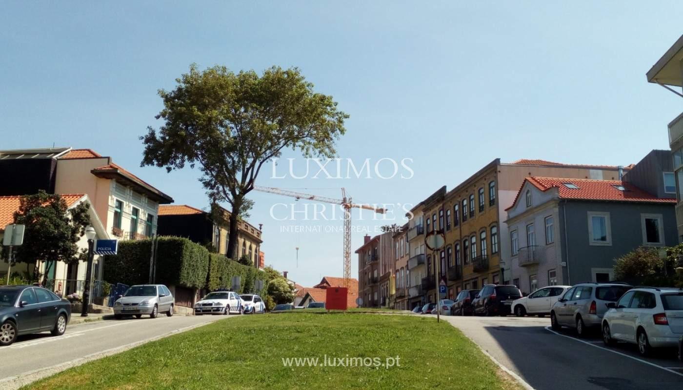 Villa freistehend, zu verkaufen, mit Terrasse, Foz Douro, Porto, Portugal_142001