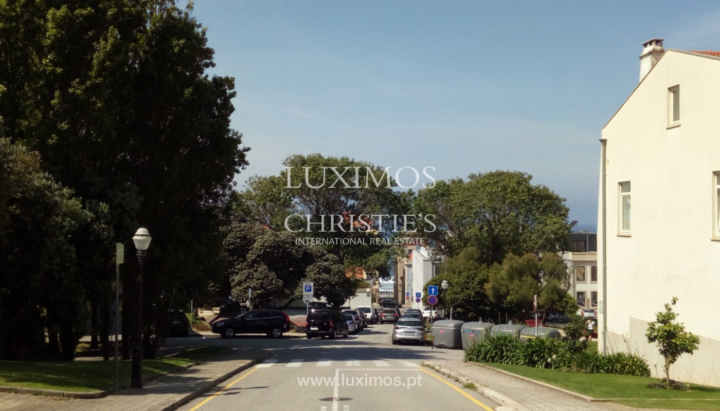 Villa freistehend, zu verkaufen, mit Terrasse, Foz Douro, Porto, Portugal_142002