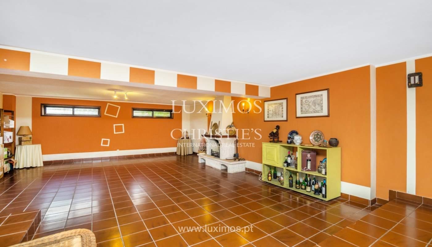 Villa con vistas al mar, en venta, en Madalena, Gaia, Portugal_142026