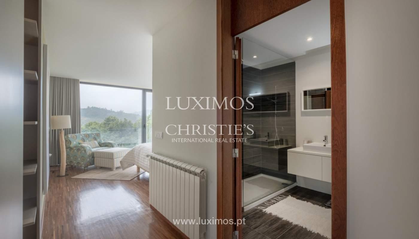 Verkauf Villa mit Blick auf Fluss, Pool, Vieira Minho, Braga, Portugal_142516