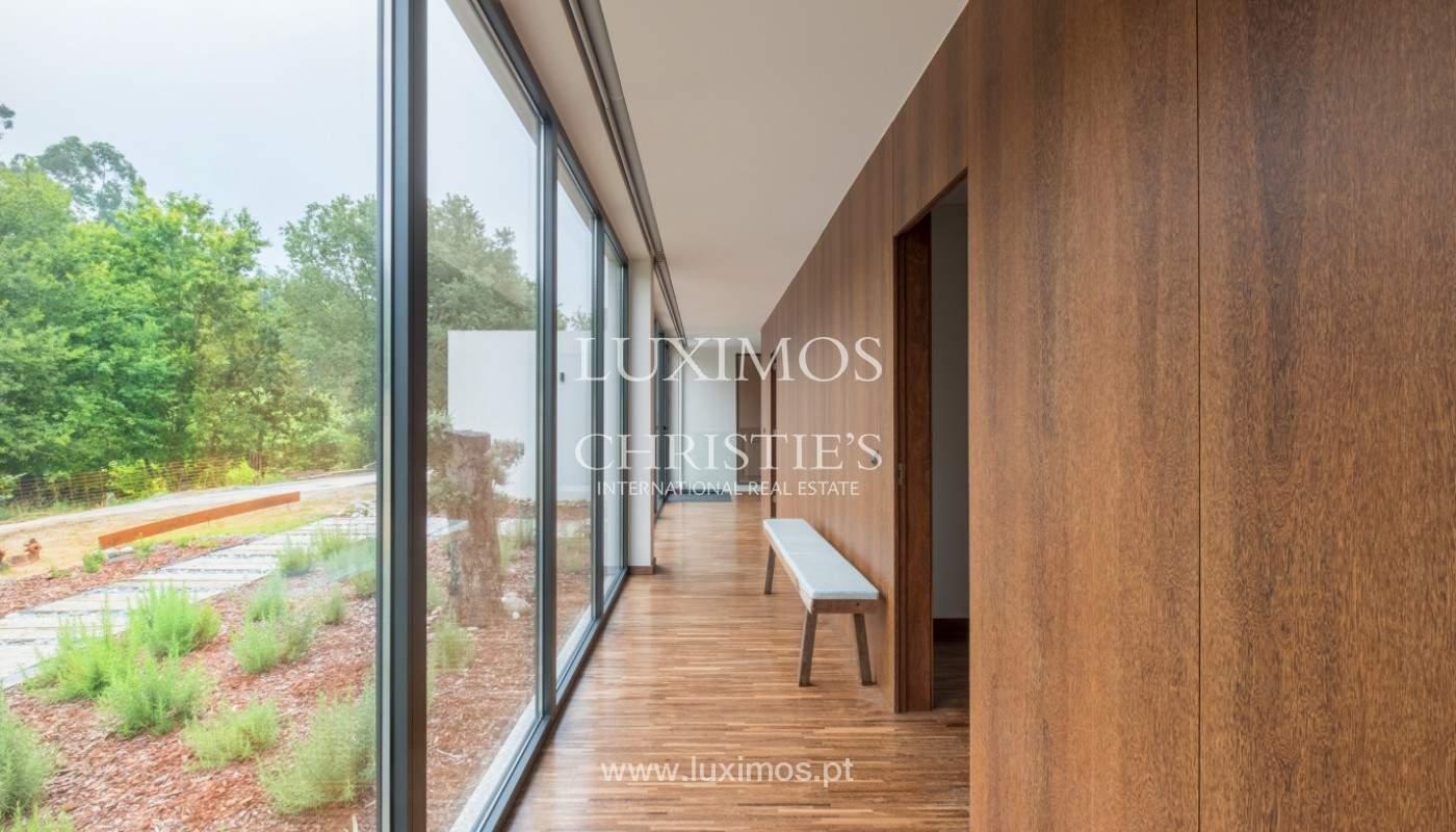 Verkauf Villa mit Blick auf Fluss, Pool, Vieira Minho, Braga, Portugal_142522
