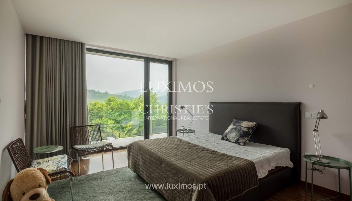 Verkauf Villa mit Blick auf Fluss, Pool, Vieira Minho, Braga, Portugal_142525