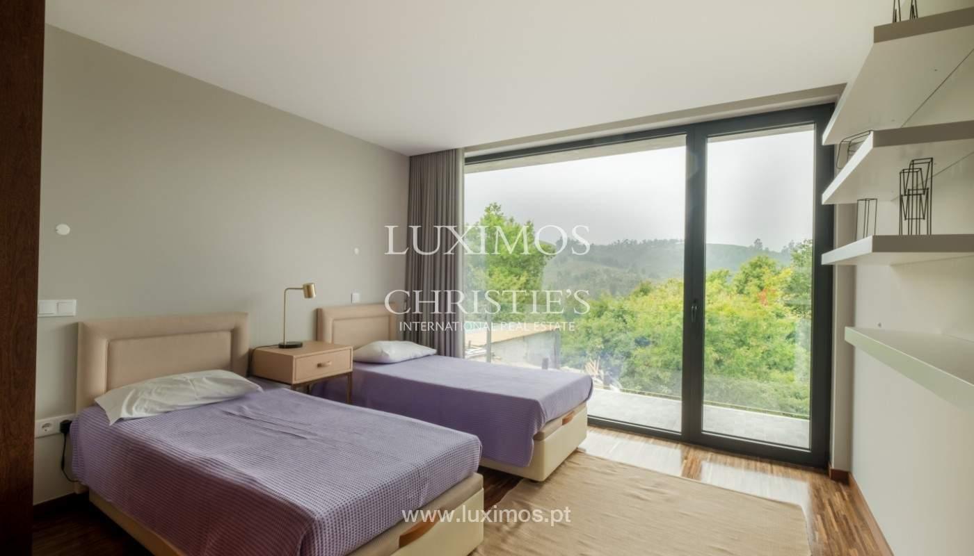 Verkauf Villa mit Blick auf Fluss, Pool, Vieira Minho, Braga, Portugal_142529