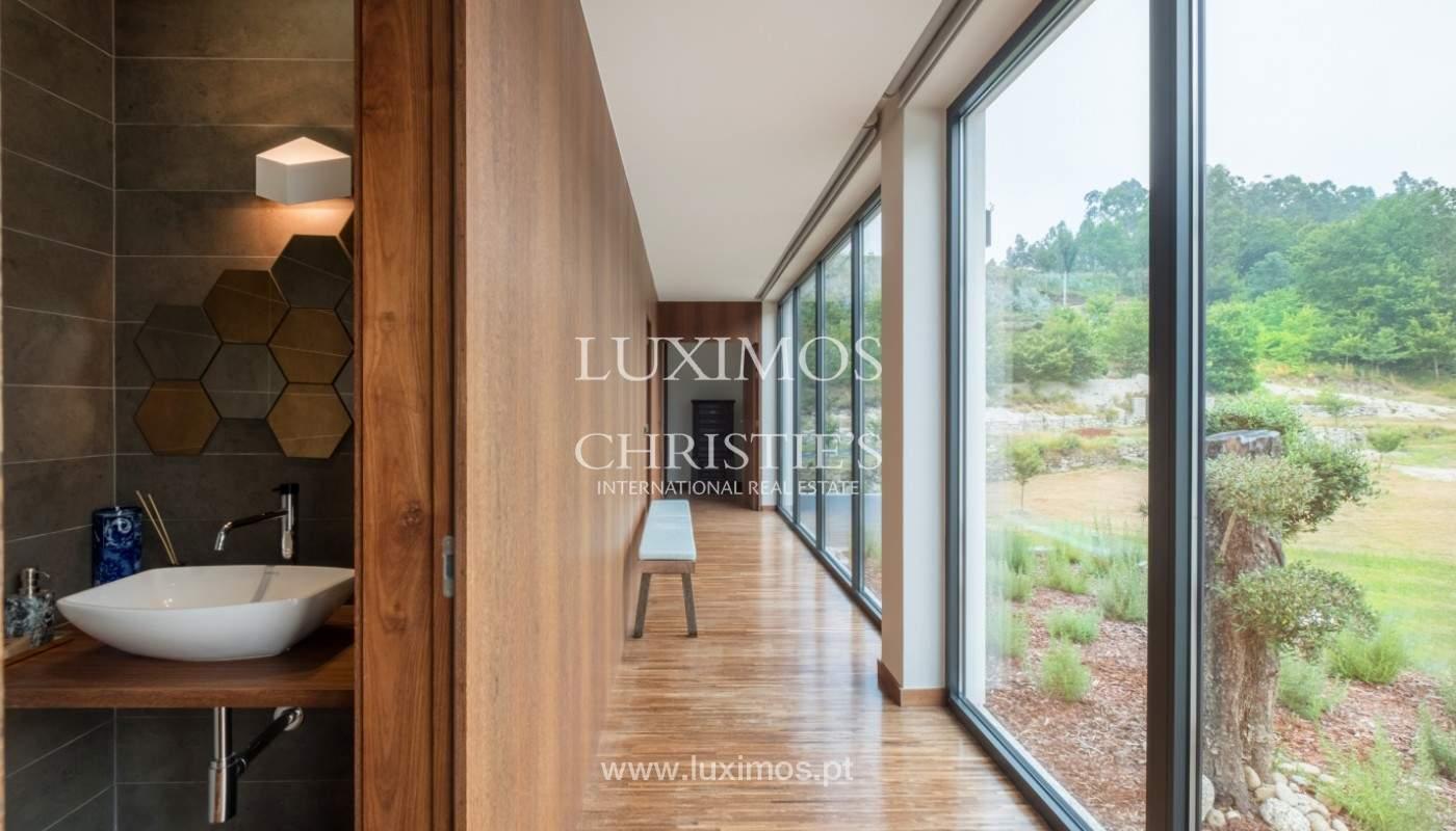 Verkauf Villa mit Blick auf Fluss, Pool, Vieira Minho, Braga, Portugal_142530