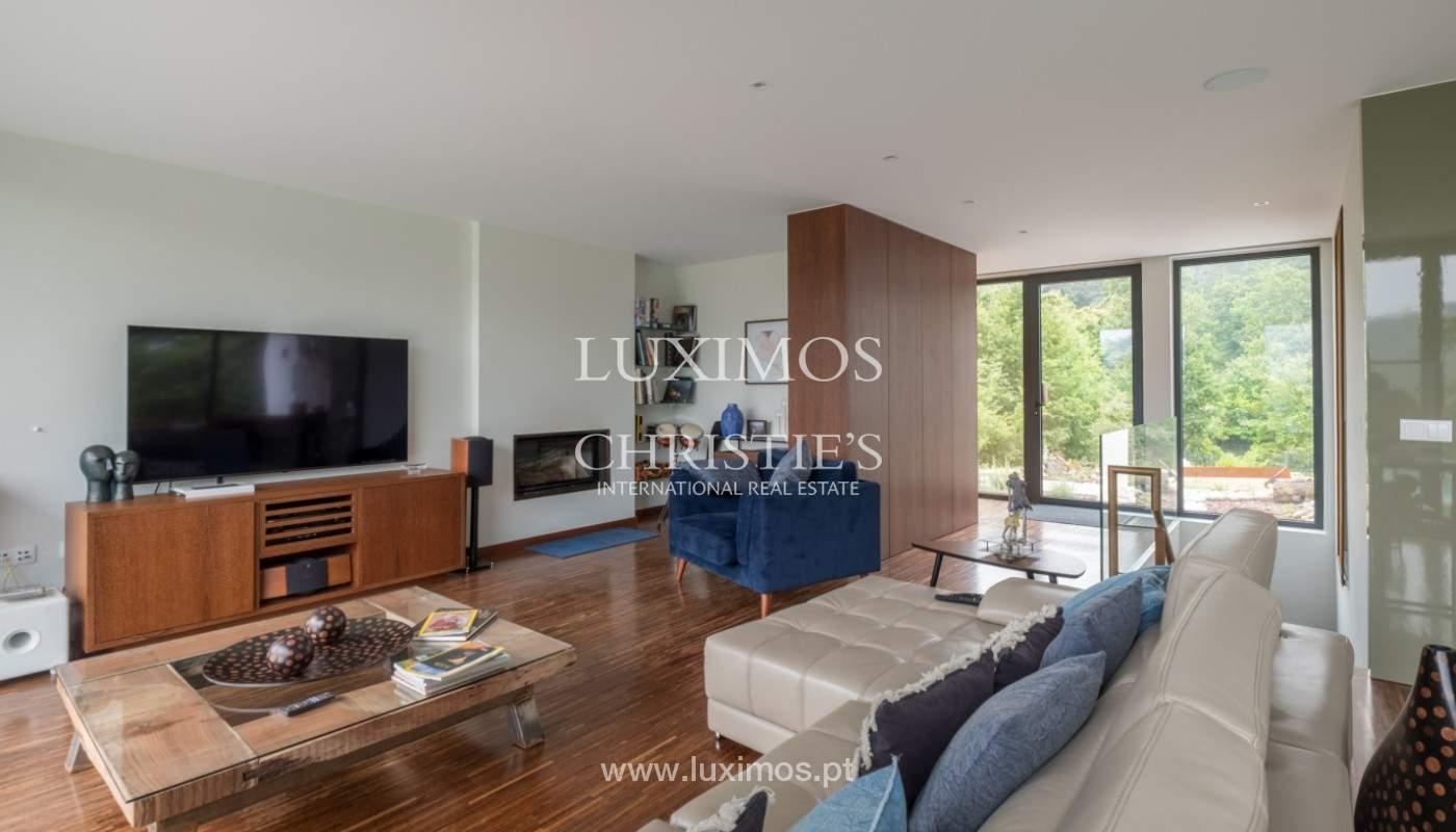 Verkauf Villa mit Blick auf Fluss, Pool, Vieira Minho, Braga, Portugal_142534