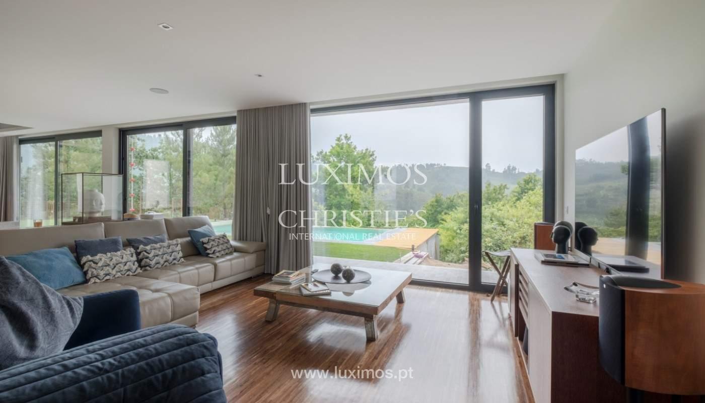 Verkauf Villa mit Blick auf Fluss, Pool, Vieira Minho, Braga, Portugal_142537