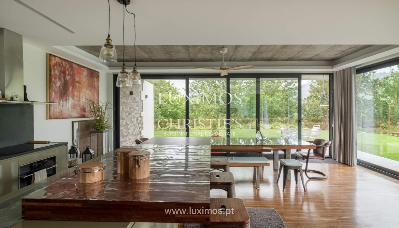 Verkauf Villa mit Blick auf Fluss, Pool, Vieira Minho, Braga, Portugal_142539