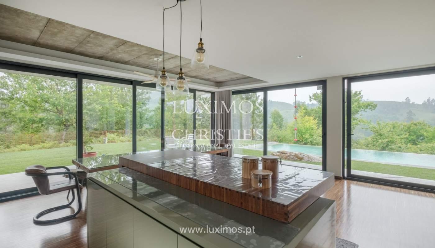 Verkauf Villa mit Blick auf Fluss, Pool, Vieira Minho, Braga, Portugal_142542