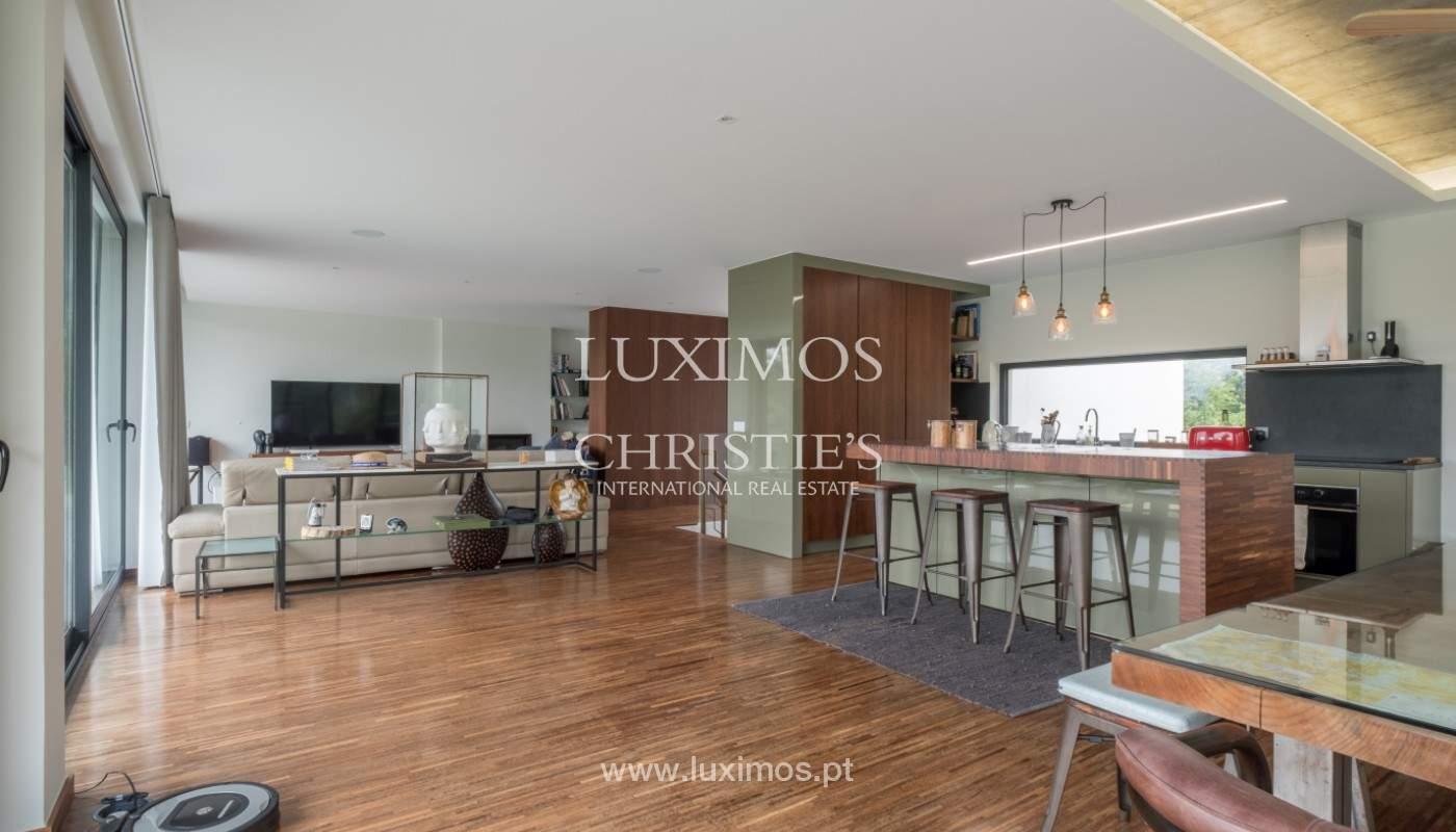 Verkauf Villa mit Blick auf Fluss, Pool, Vieira Minho, Braga, Portugal_142543