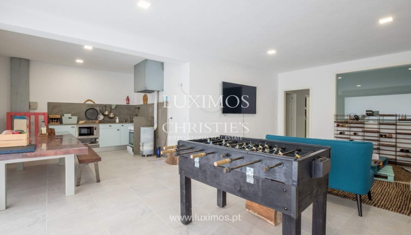 Verkauf Villa mit Blick auf Fluss, Pool, Vieira Minho, Braga, Portugal_142548