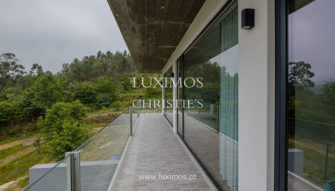Verkauf Villa mit Blick auf Fluss, Pool, Vieira Minho, Braga, Portugal_142558