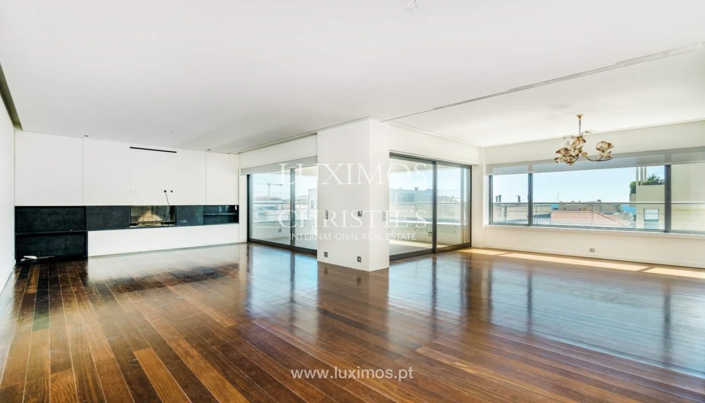 Apartamento de lujo con vistas al mar, en venta, Foz do Douro,Portugal_142718