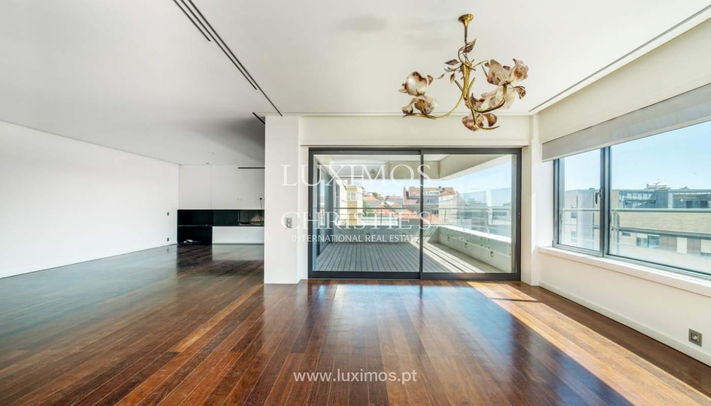 Apartamento de lujo con vistas al mar, en venta, Foz do Douro,Portugal_142719