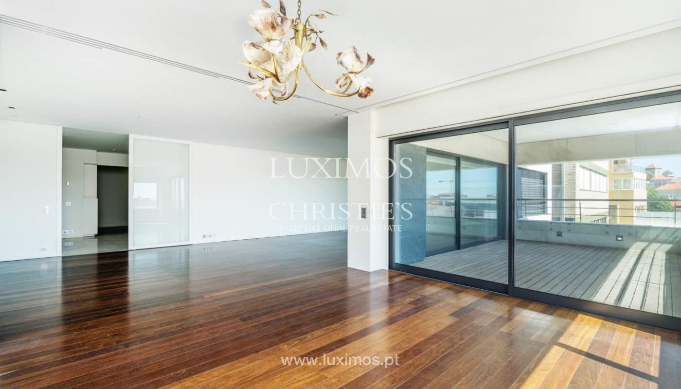 Apartamento de lujo con vistas al mar, en venta, Foz do Douro,Portugal_142720