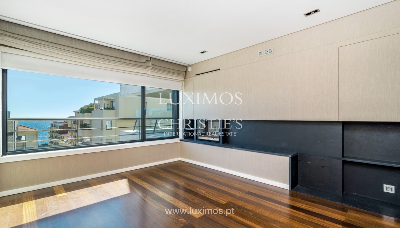 Apartamento de luxo com vistas mar, para venda, na Foz do Douro_142721
