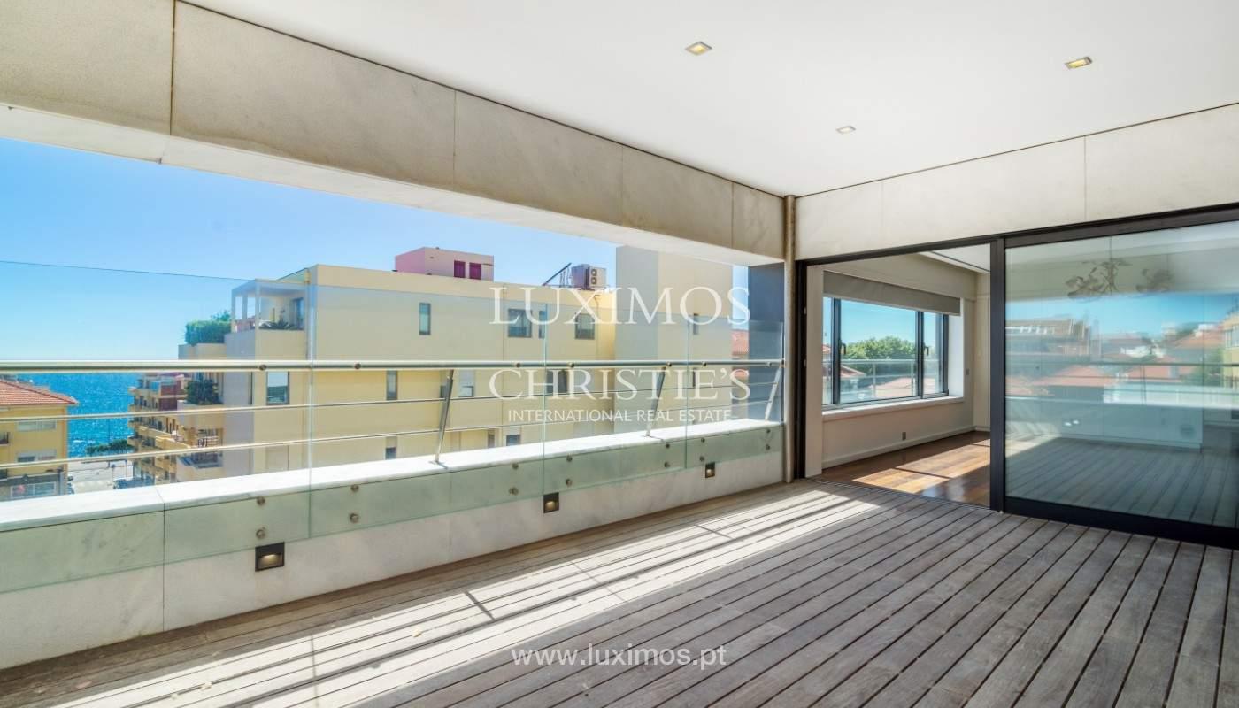 Apartamento de luxo com vistas mar, para venda, na Foz do Douro_142728