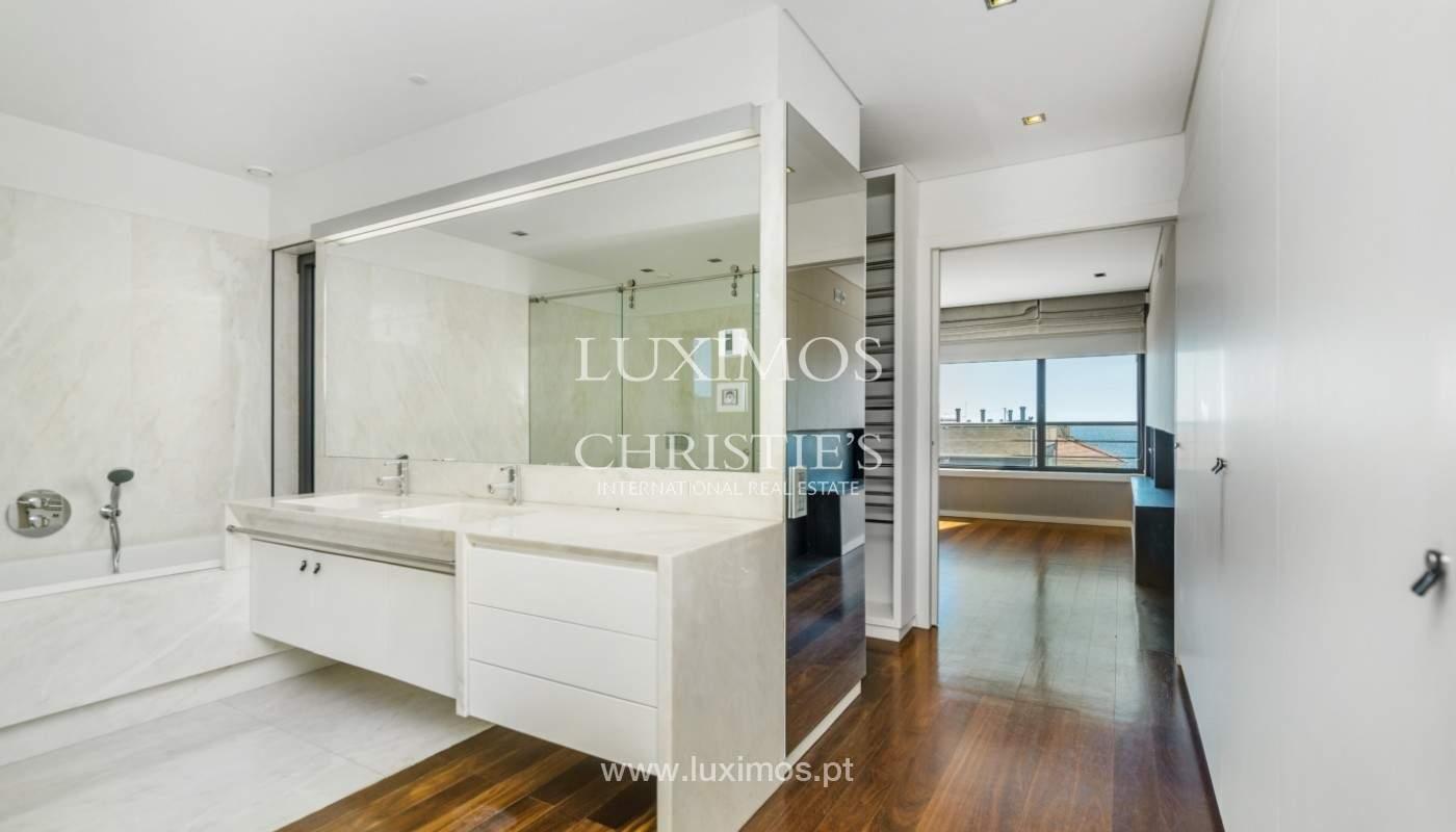 Apartamento de luxo com vistas mar, para venda, na Foz do Douro_142740