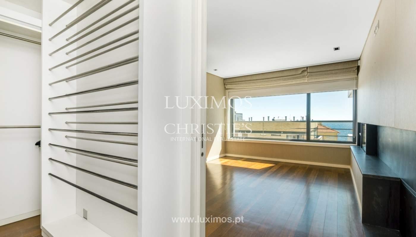 Apartamento de luxo com vistas mar, para venda, na Foz do Douro_142742