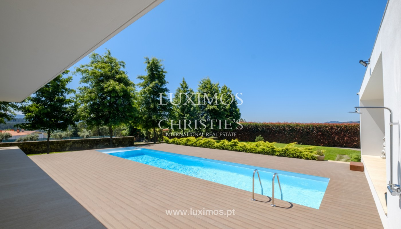 Sale of country house, with pool and garden, Roriz, Barcelos, Portugal_142786