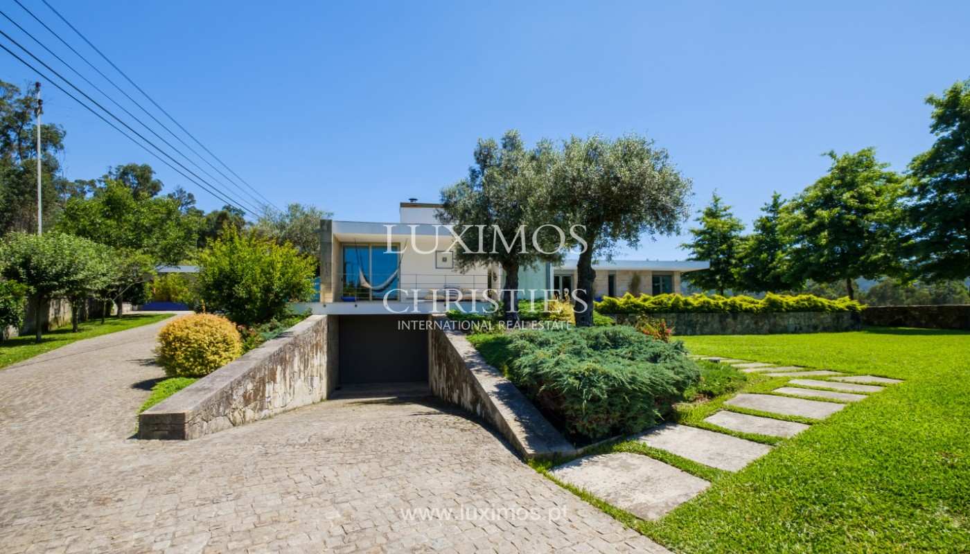 Sale of country house, with pool and garden, Roriz, Barcelos, Portugal_142797
