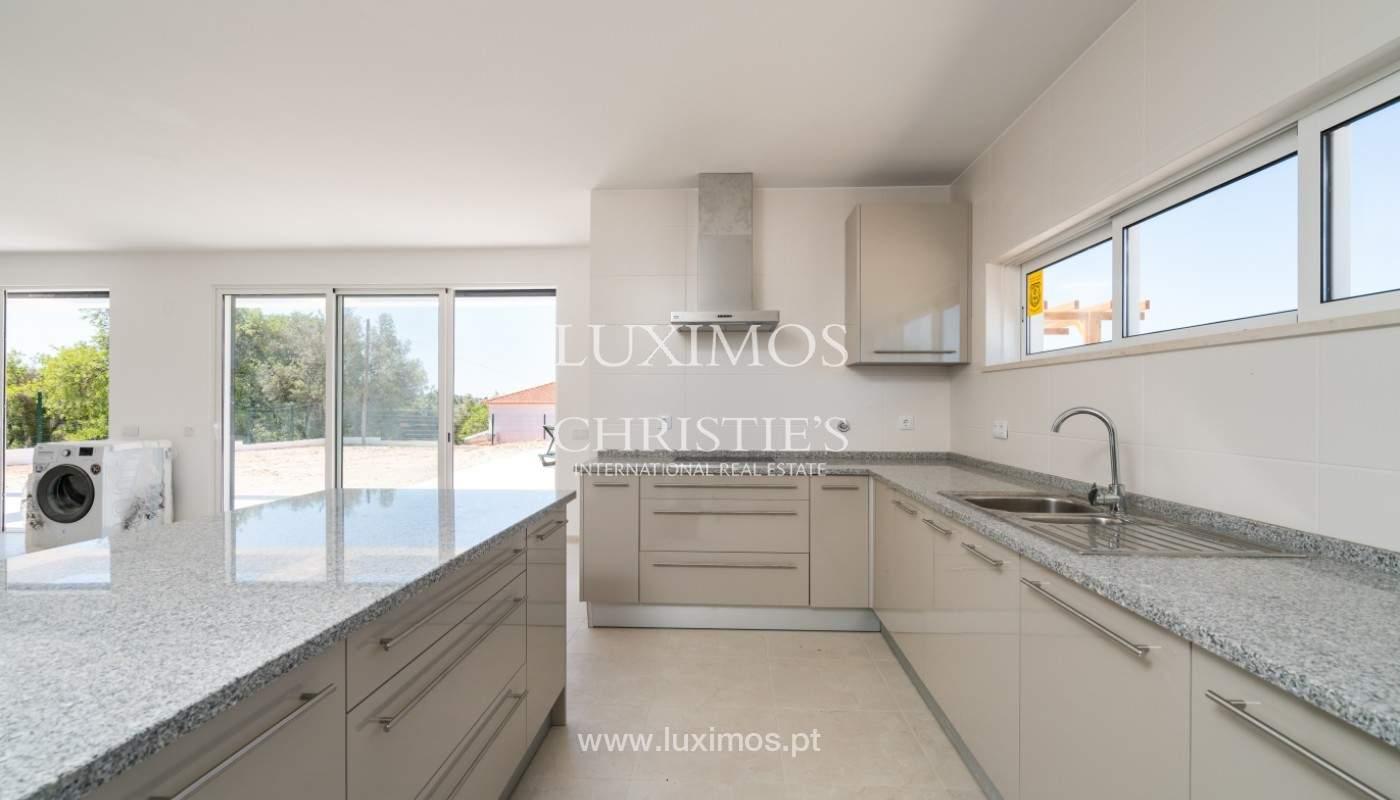 Maison neuve à vendre avec piscine à Loulé, Algarve, Portugal_142804
