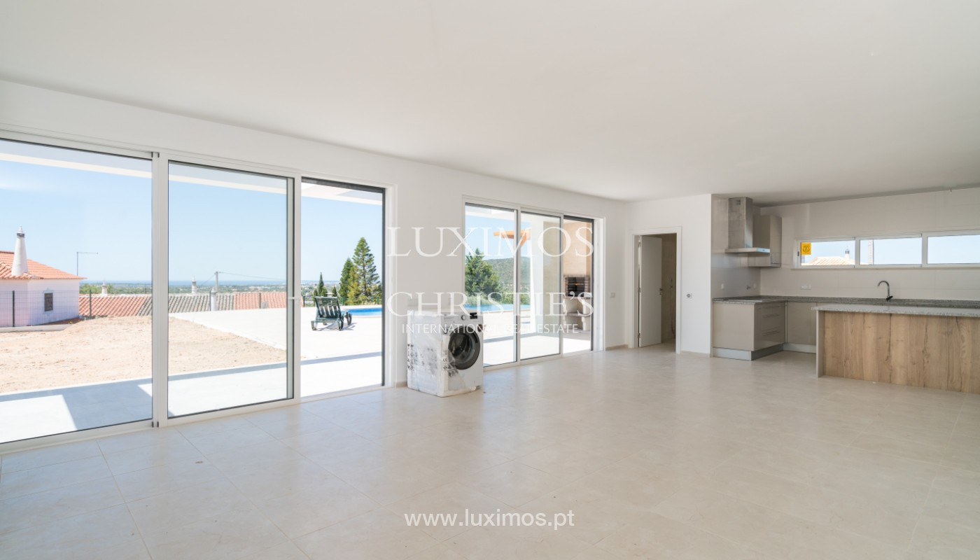 Sale of new contemporary villa with pool in Loulé, Algarve, Portugal_142805