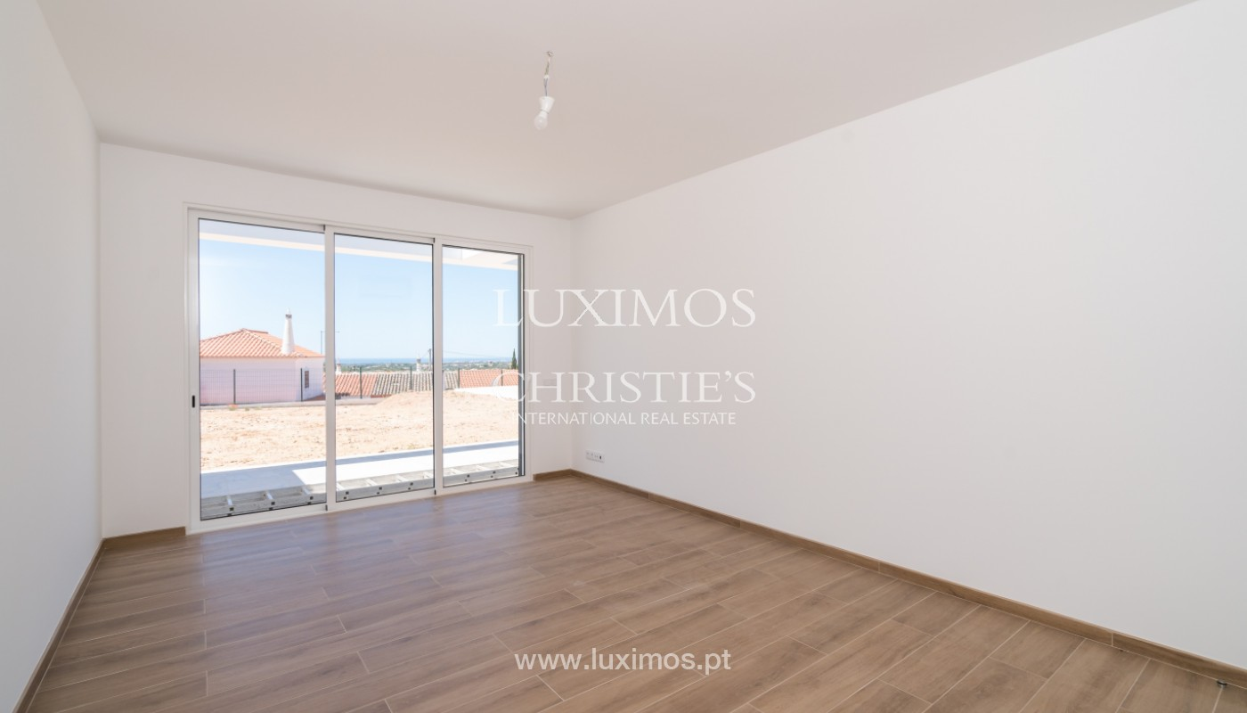 Sale of new contemporary villa with pool in Loulé, Algarve, Portugal_142809
