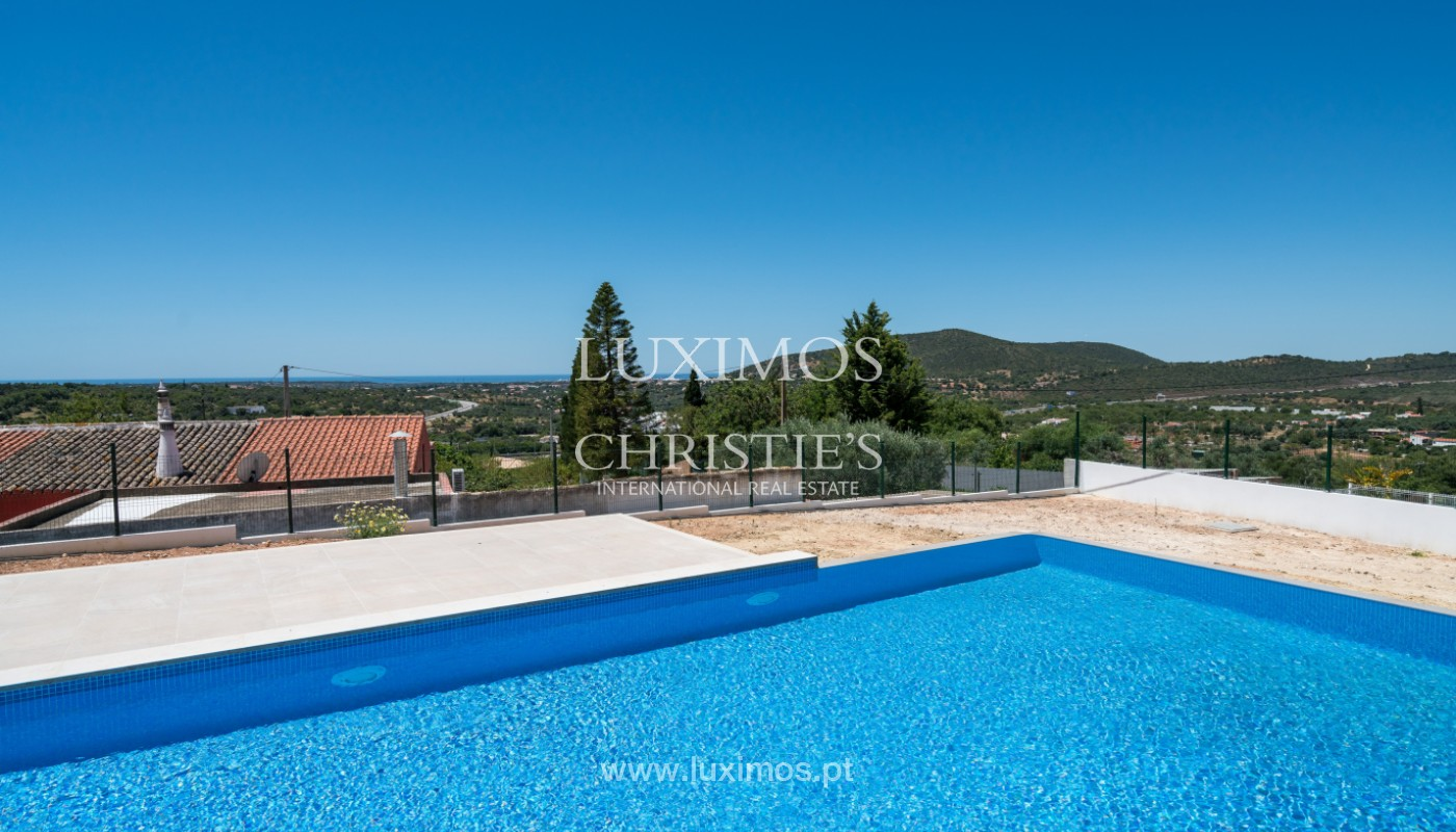 Sale of new contemporary villa with pool in Loulé, Algarve, Portugal_142846